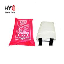 alibaba Китай морской огонь одеялом огонь одеялом крен,пожарные одеяла в красный мешок