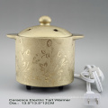 15CE23974 Gold Plated Electric Simmer Burner