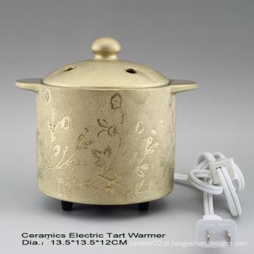 15CE23974 Queimador Simmer elétrico banhado a ouro