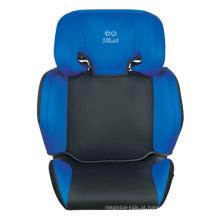 Baby Car Seat, Baby Booster assento de carro com 5 posições de altura ajustável para Headrest
