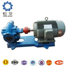Transfer gear hot oil circulation pump