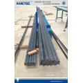 Melhor serviço hidráulico ângulo ferro folha de corte da máquina