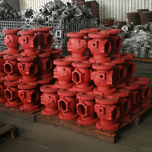 Ductile Iron Gearbox Housing Parts