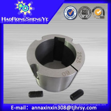 Arbusto de aço cônico C45 1008 a 3030