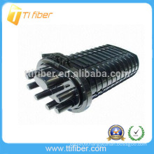 Dome Type With Oval Port Optical Fiber Splice Closure