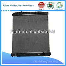 high quality mercedes truck radiator for ACTROS 942 500 1103/1703/3103/3203