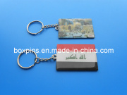 Printing Metal Key Chain (BOX-LUK-metal key chain-029)