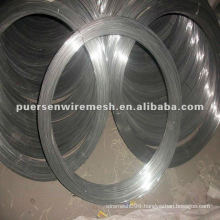 Galvanized Oval Fence Wire 3,0 - 2,4