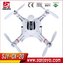 GPS DRONES DHL Free Cheerson CX20 CX-20 CX 20 2.4G RC Quadcopter 4 Axis Helicopter with Auto Pathfinder FPV RTF
