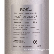 Roswell Three Phase Four Line Capacitor