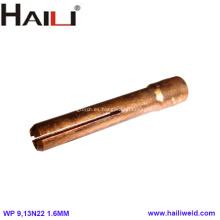 wp 9 TIG recoger 13N22 1/16 1.6 mm