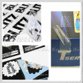 Klar Vinyl Aufkleber (KG-ST018)