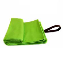 custom soft and high absorbent microfiber towel sports microfiber suede towel