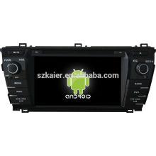 Android ! Auto-DVD-GPS für 2014 Corolla Prado + Android 4.2 + Dual-Core + kapazitiver Touchscreen + OEM