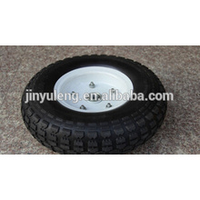 13x400-6 wheels for hand trolley, inflatable boat