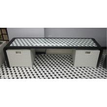 Ручная плетеная мебель для домашнего использования из пенополиуретана PE Rattan Wicker