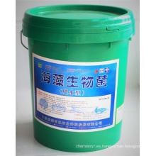 Fertilizante líquido orgánico microbiano de la acuicultura de las algas