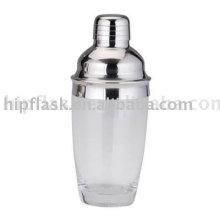 Edelstahl-Shaker mit Kunststoff