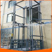 elevador de frete da carga do indoorand ao ar livre
