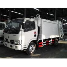 4x2 dongfeng compactor garbage truck