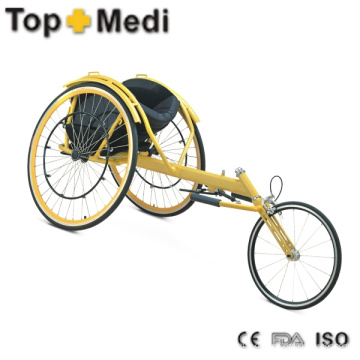 Rennsport-Rollstuhl aus Aluminium