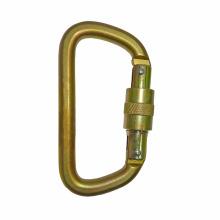 2308SG CE EN362 Anschlussgeräte Stahl D Sicherheitshaken