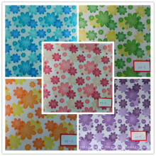 100% Printed Polypropylene Nonwoven Fabric--New Arrival Flower Designs