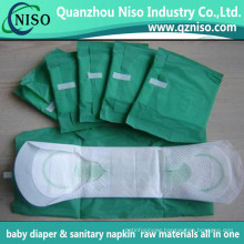 Sanitary Napkin Backsheet Color Stretch Film with SGS Certification