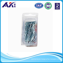 Zinc Plated Round Head Iron Nail Assorted