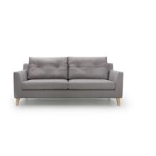 Sofá de la sala de estar de tela conjunto