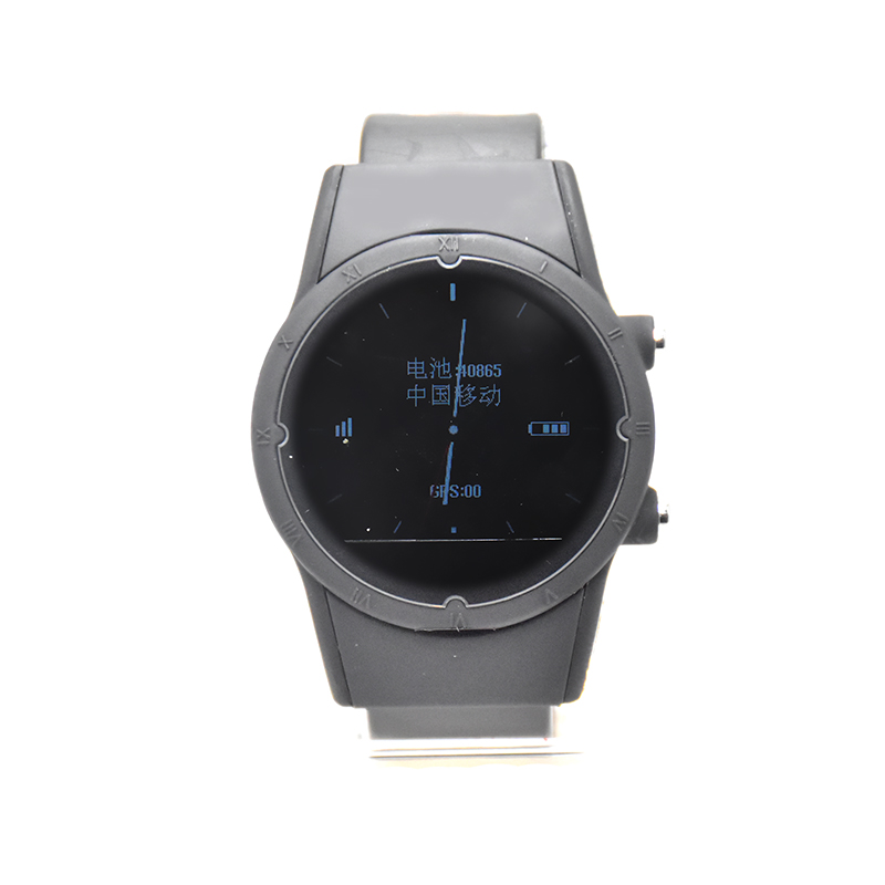 GPS 3G Smart Watch Bracelet for Prisoners