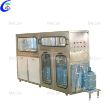Automatic 3 in 1 Barreled Water Bottling Machine