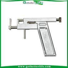 Durable, fácil de manejar pistola de perforación para la perforación del oído del cuerpo