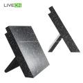 Juego de cuchillos de cocina de acero inoxidable con bloque magnético