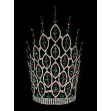 12 Inch Rhinestone Pageant Miss World Crown