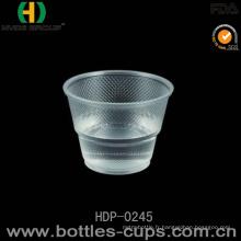 Tasse en plastique jetable de tasse d'air de tasse de 9 onces