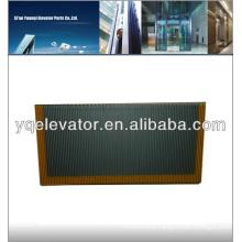 800mm width escalator step, 1000mm width escalator step, elevator price