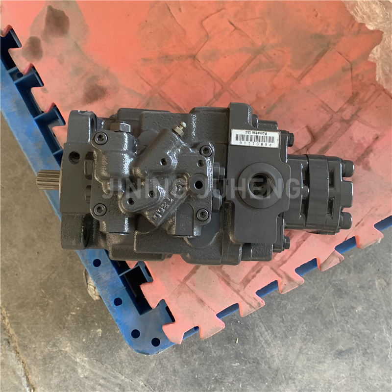 Pc27mr 2 Hydraulic Pump 4
