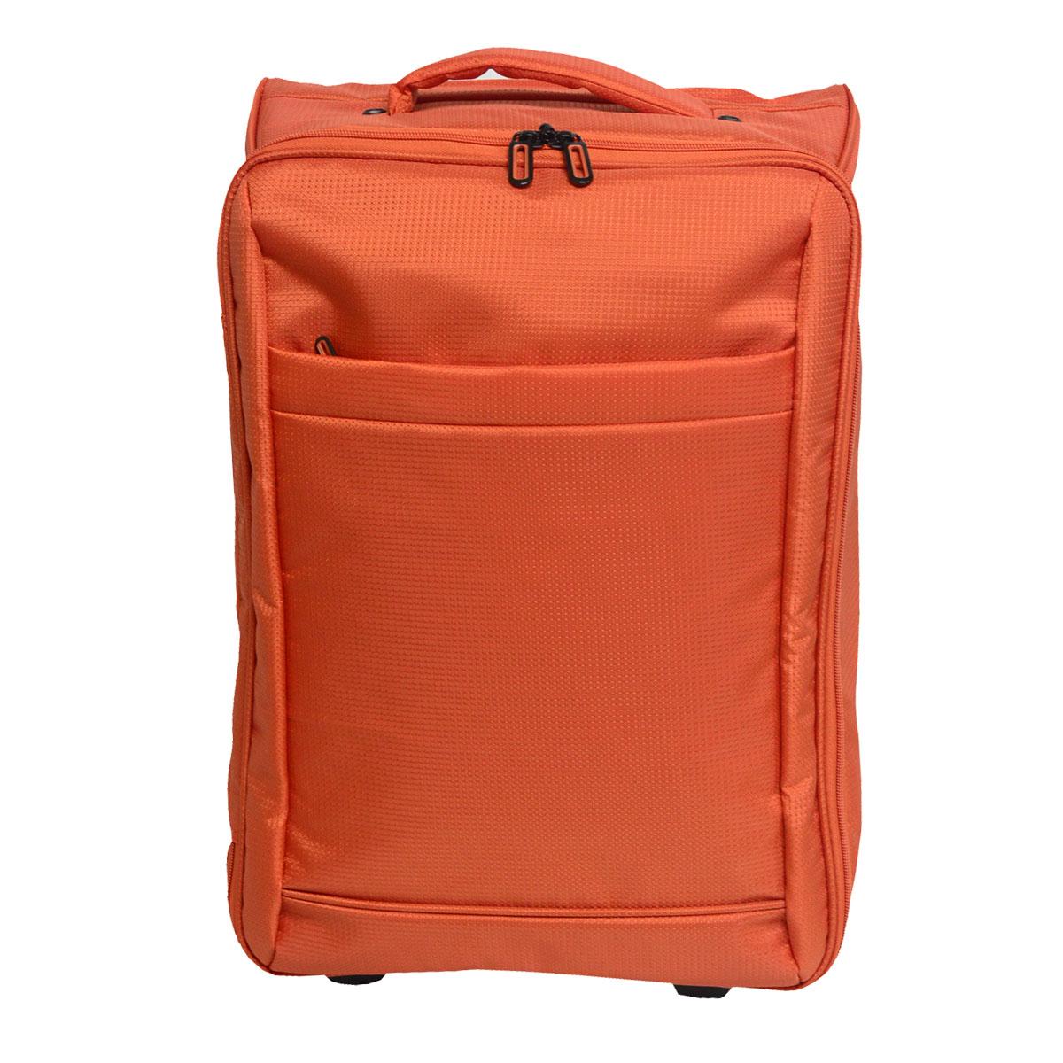 2 Wheels Foldway Suitcase