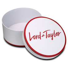 Round Hat Packaging Box With Lid