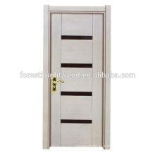 Diseños populares Melamina Interior Stile Door