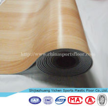 pvc plastic roll out event flooring sheet