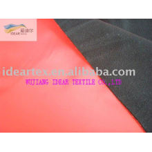 Softshell ткани флис с spandex ткани для куртка