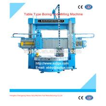 Сверлильно-фрезерный станок настольного типа для продажи на складе, предлагаемый по типу расточного и фрезерного станка настольного типа