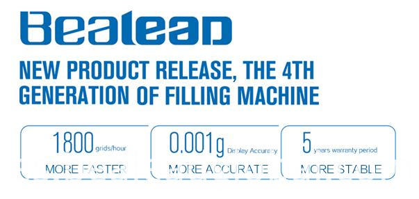 filling machine 4
