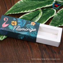 Liquid lipstick packaging boxes for cosmetics with your own logo