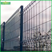 2016 vente chaude haute qualité Chine usine pe pvc wire mesh clôture
