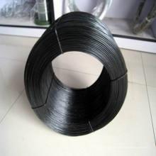 Weiche, schwarz geglühtes Eisen Draht / schwarzer Eisen Draht