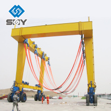 New Design Mobile Boat Lifting Hoist/Boat Lifting Gantry Crane/Yacht Handling Machine