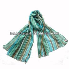 полоса мода лето шарф